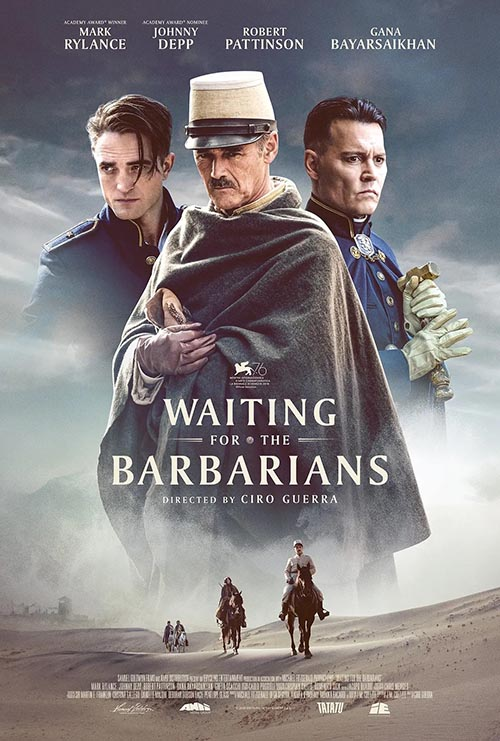 《等待野蛮人 Waiting for the Barbarians》